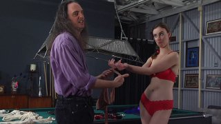 Kink School Master Tim Woodman discusses bondage safety and options for beginners