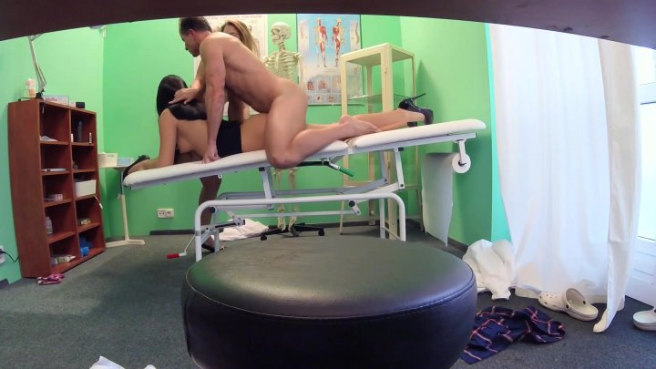 Streaming porn video still #1 from Doctor's Orders 2