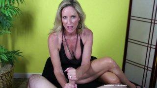 Streaming porn video still #9 from Hot MILF Handjobs #3