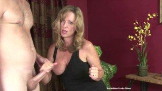 Streaming porn video still #4 from Hot MILF Handjobs #3