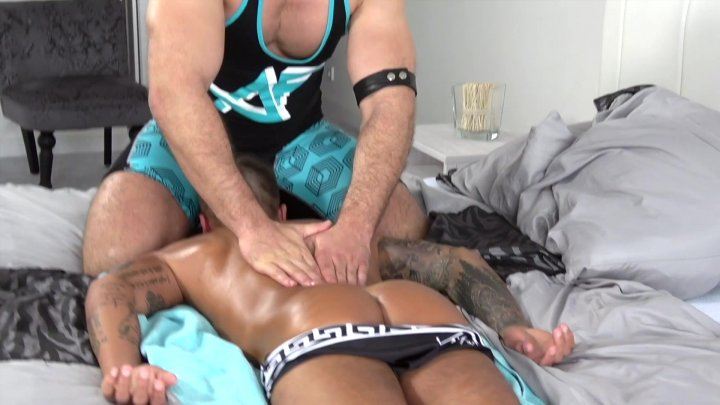 Streaming porn video still #4 from Daddy's Boy Whore 18