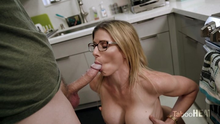 Streaming porn video still #1 from Cory Chase in Stepmom Locked Down and Horny