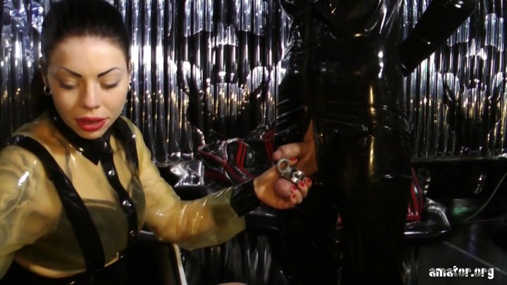 Streaming porn video still #6 from Welcome to My Latex World