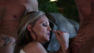 Streaming porn video still #4 from Cabana Cougar Club