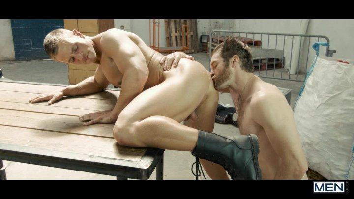Streaming porn video still #1 from X-Men: A Gay XXX Parody