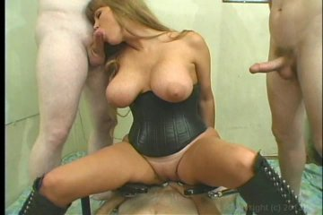 girl spreading pussy bent over