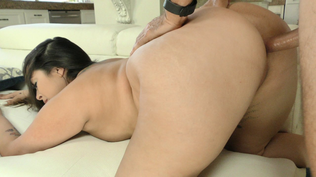 Alycia Starr Gallery alycia starr asks her step brother for a massage but gets