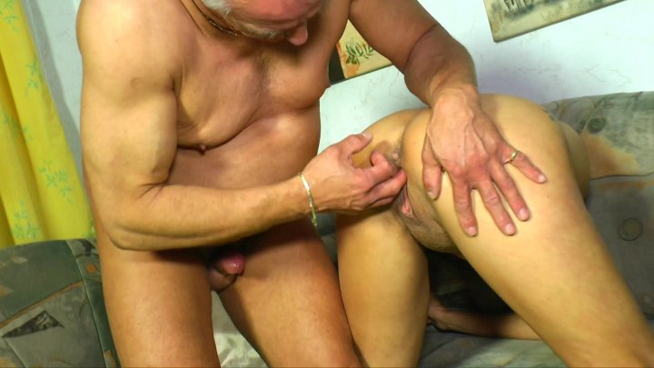 Streaming porn video still #1 from Freaky Grannies on Sperm Hunt