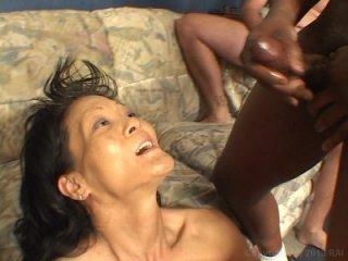 Streaming porn video still #9 from Mamasan Gang Bang