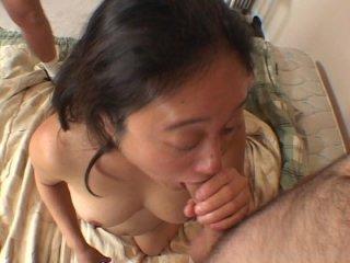 Streaming porn video still #3 from Mamasan Gang Bang