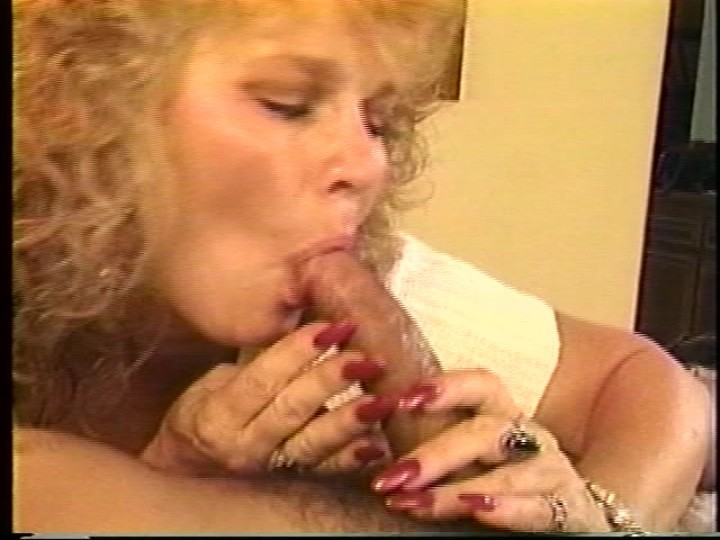 Mature blonde wife and the neighbour