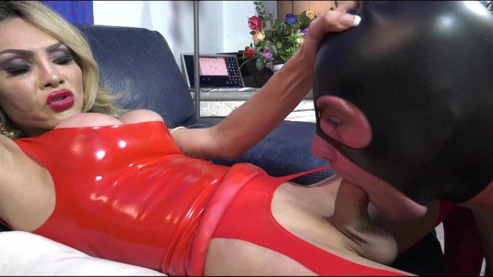 Streaming porn video still #1 from TGirls Experience 20
