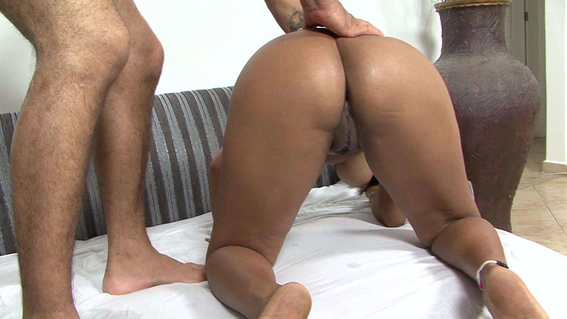 Watch Big Booty Brazilian Milf Anal Queen