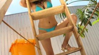 Streaming porn video still #7 from Mami Asuma: Big Tits And A Baby Face