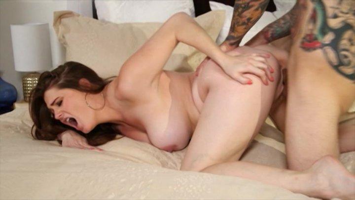 Streaming porn video still #9 from My Mom's A Slut 4