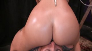 Streaming porn video still #4 from FemDom Ass Worship 27