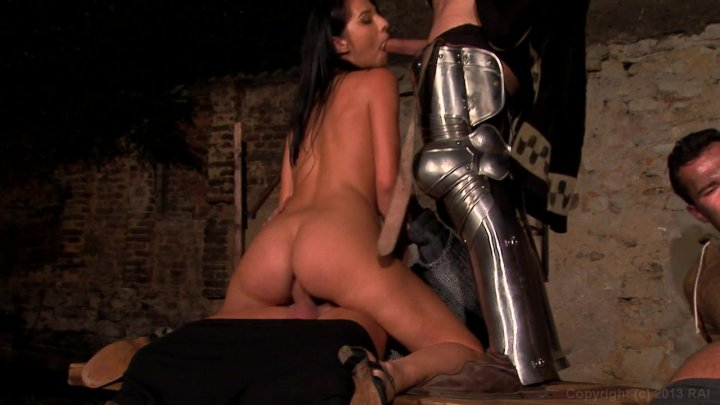 Streaming porn video still #1 from Xcalibur: The Lords of Sex