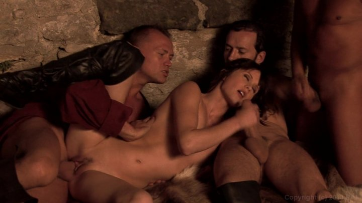Streaming porn video still #5 from Xcalibur: The Lords of Sex
