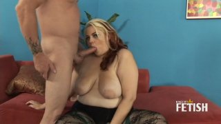 Streaming porn scene video image #1 from Plumper Has Plenty Of Rolls To Fuck