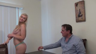 Streaming porn video still #2 from Daddy's Watching
