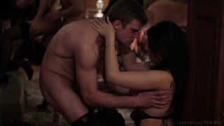 Streaming porn video still #7 from Orgy Anthology