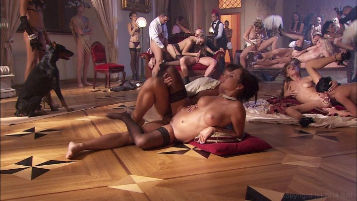 Streaming porn video still #8 from Orgy Anthology