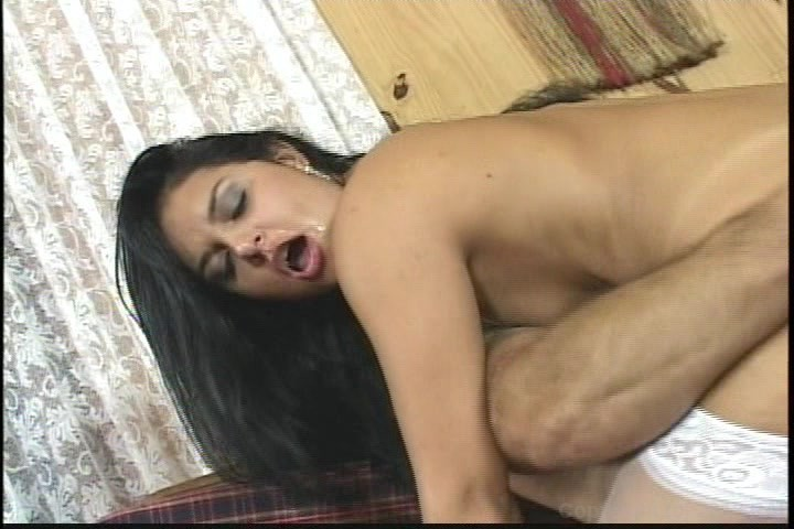 Tight shaved native american pussy and ass