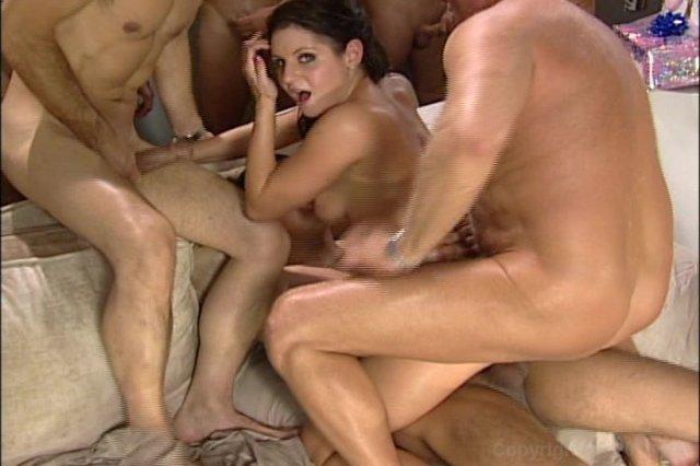Streaming porn video still #1 from Gangbang Girl 35, The
