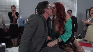 Streaming porn video still #2 from Whore Of Wall Street, The
