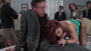 Streaming porn video still #3 from Whore Of Wall Street, The