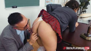 Streaming porn video still #1 from Stuffing The Student Vol. 2