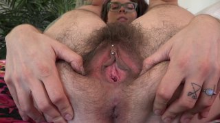 Streaming porn video still #7 from ATK Scary Hairy Vol. 47