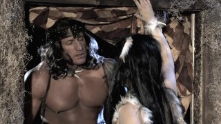 Streaming porn video still #1 from This Ain't Conan the Barbarian XXX (2D Version)