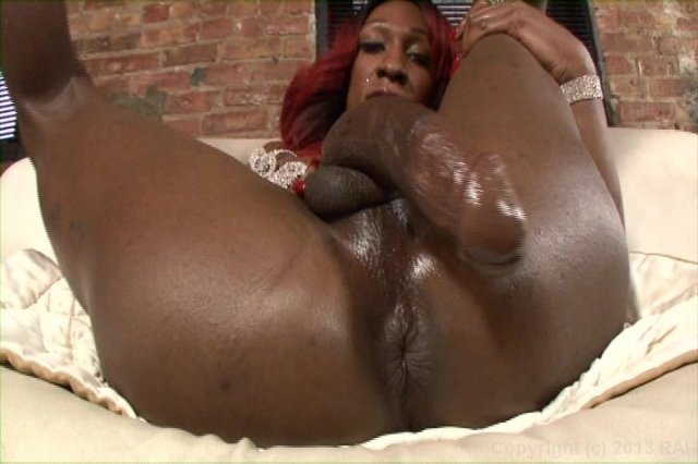Streaming porn video still #1 from Black Tranny Whackers 21