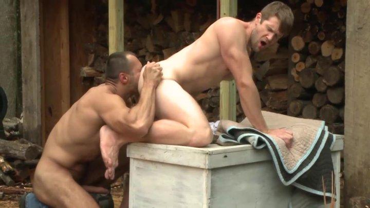 Streaming porn video still #5 from Splittin' Wood