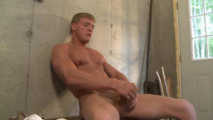 Streaming porn video still #8 from Splittin' Wood