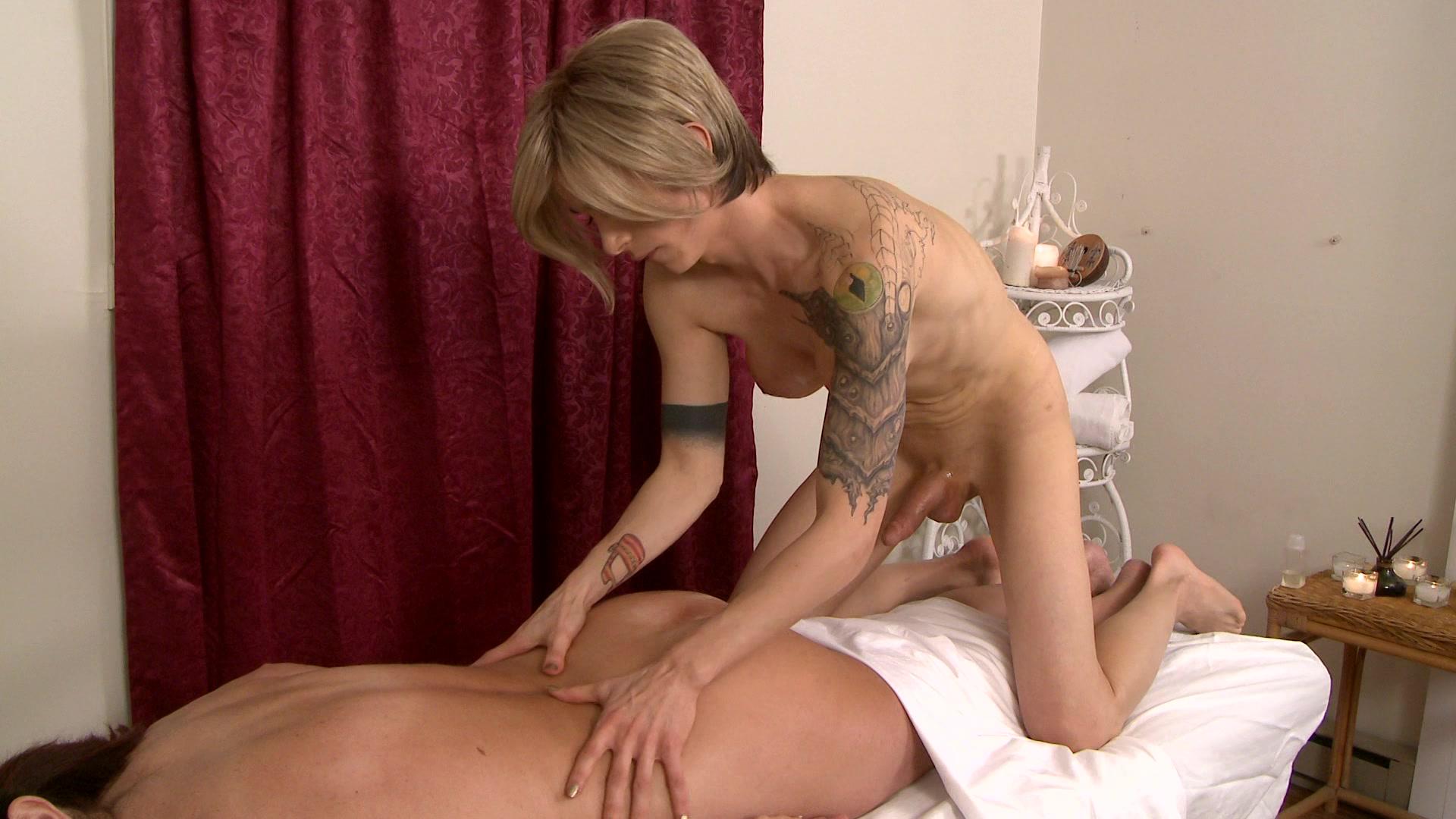 massage anal sex ts fuck ts