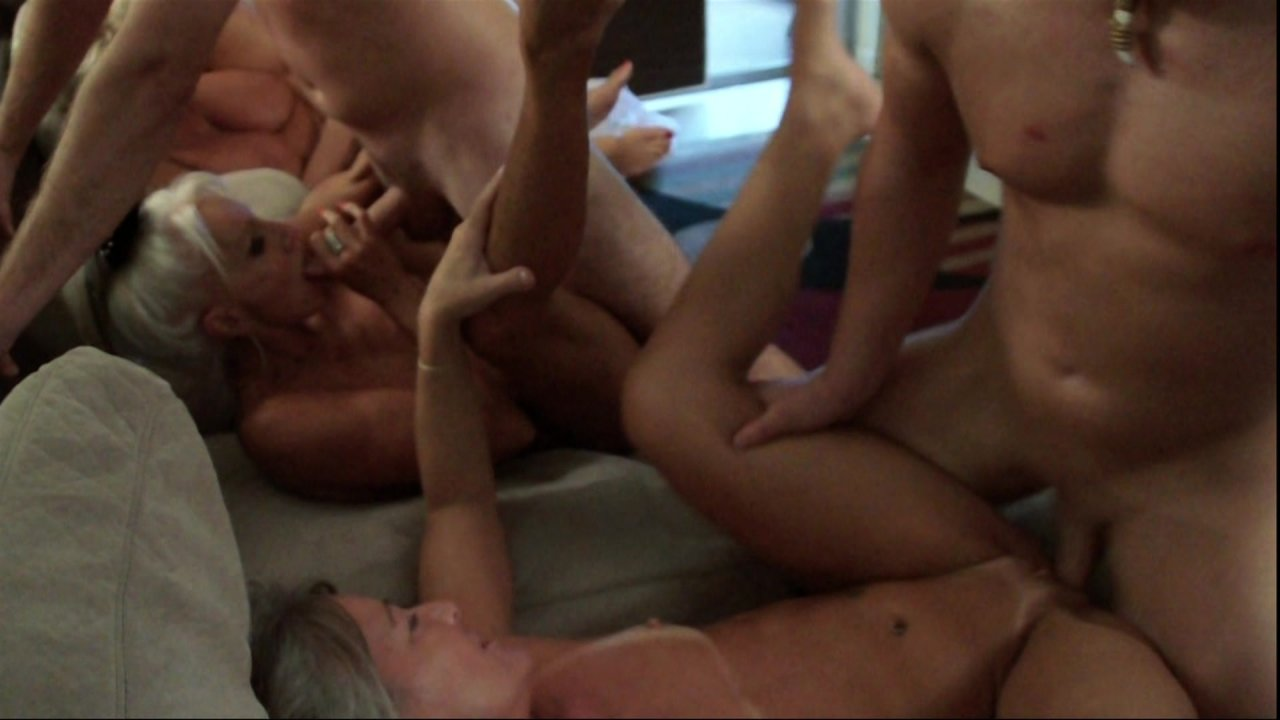 Nursing Home Orgy: Grannys Violated Again!