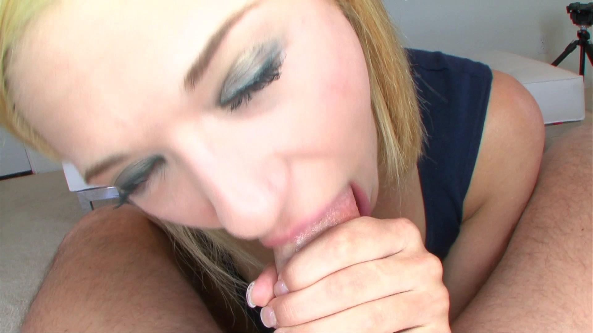 Girl taking huge deep dick anal