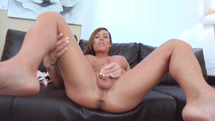 Streaming porn video still #5 from TGirl Teasers #13: Dildo Edition