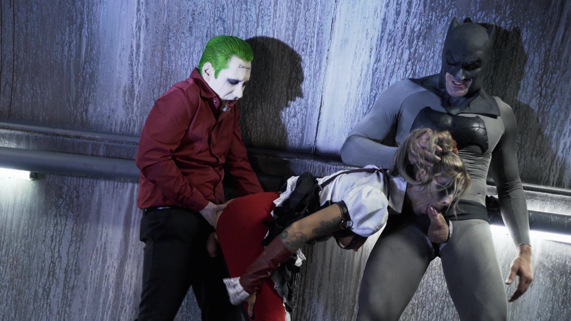 suicide squad an axel braun parody 2016
