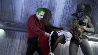 Streaming porn video still #8 from Suicide Squad: An Axel Braun Parody