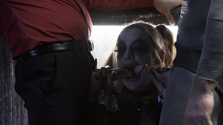 Streaming porn video still #5 from Suicide Squad: An Axel Braun Parody