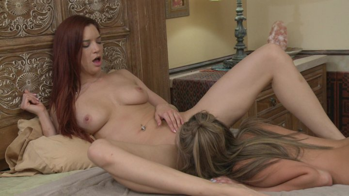Streaming porn video still #1 from Sexy Reds 2: It's A Girlfriend's Thing