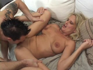 Streaming porn video still #4 from Mother & Son