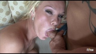Streaming porn scene video image #3 from Blondie Fuck Doll Is Up For Grabs