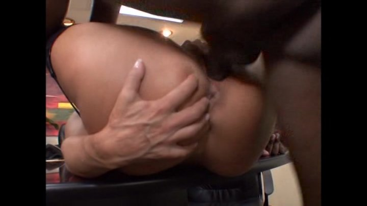 Streaming porn video still #1 from Interracial Booty Vol. 3