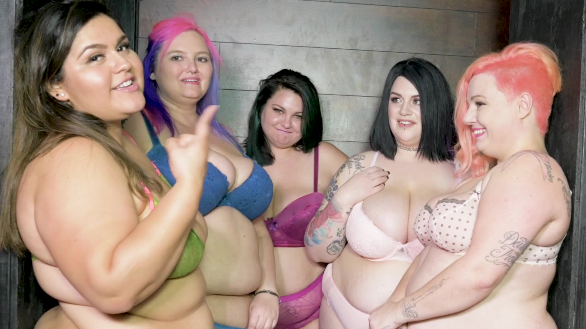 Free Video Preview image 1 from BBW Sex Party