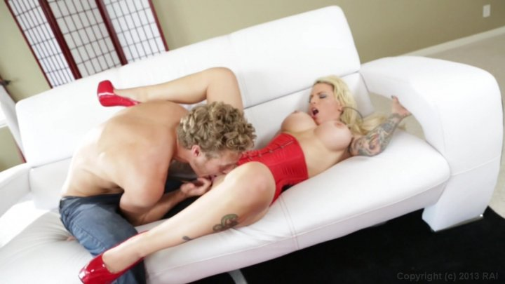 Streaming porn video still #4 from Inked Angels