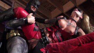 Streaming porn video still #6 from Batman V. Superman XXX: An Axel Braun Parody
